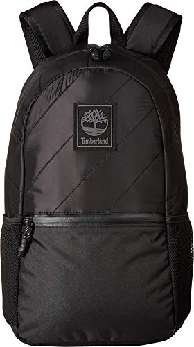 (Timberland Men's Classic Backpack Black One Size)