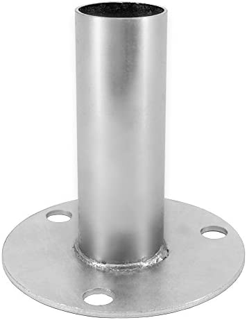 UST Wellsbond Canopy Fittings Coupling Foot Pad Connectors 1-3 8 and 1-5 8 Diameter Pipe Multi-Packs 8