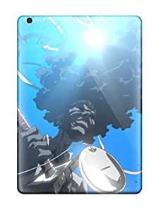 LhFlyie8323ONPtb Faddish Afro Samurai Anime Game N Case Cover For Ipad Air