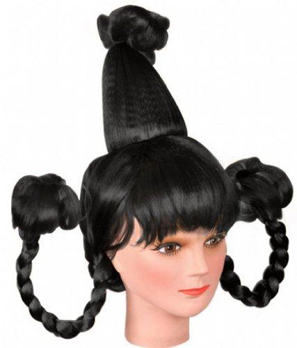 Black Cindy Lou Wig
