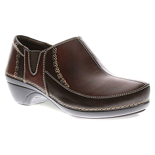 Women's Spring Casual Brown Clogs Nessia Step Lightweight 5pqxHvg