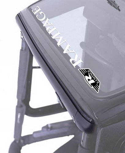 Rampage Products 901001 Blank Windshield Channel