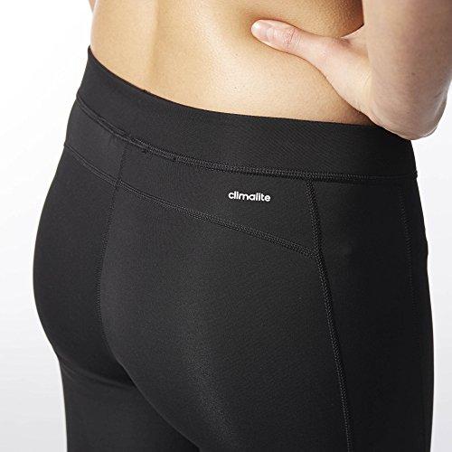 adidas Women's Techfit Capris, Black/Matte Silver, X-Small by adidas (Image #4)
