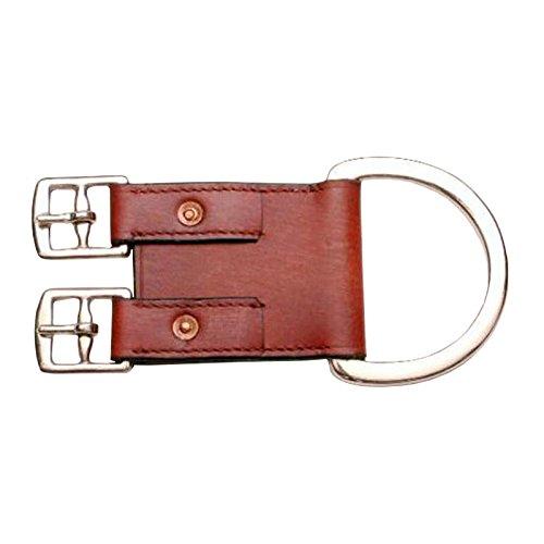 Royal King Leather 2-Buckle Western Girth Congreener