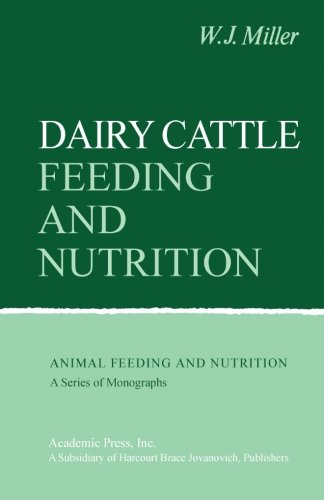 Dairy Cattle Feeding and Nutrition for sale  Delivered anywhere in USA