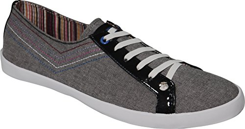 RX Pony Slip Damen Grau On Trainer vw1qAw
