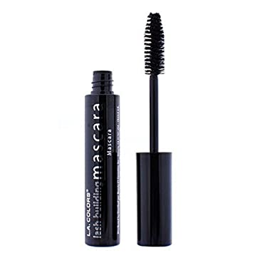 La colors mascara black