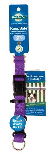 PetSafe KeepSafe  3/4-Inch Small Break-Away Dog Collar, Deep