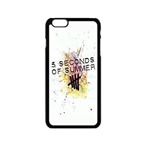AMAF ? Accessories Custom Design 5 Seconds of Summer 5sos Durable Protector Plastic Snap On Cover Case for iPhone 6 (4.7 inch) [ 5 sos ] wangjiang maoyi by lolosakes