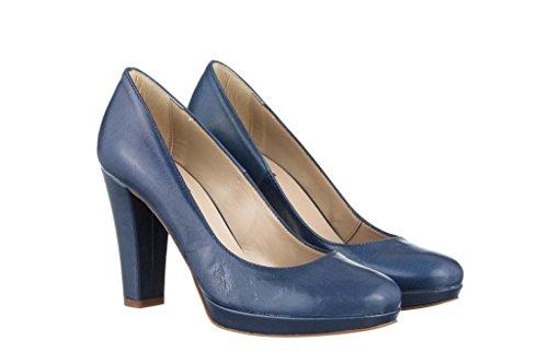 Hohe Pumps Decollete aus Leder Damen RIPA shoes - 50-99230