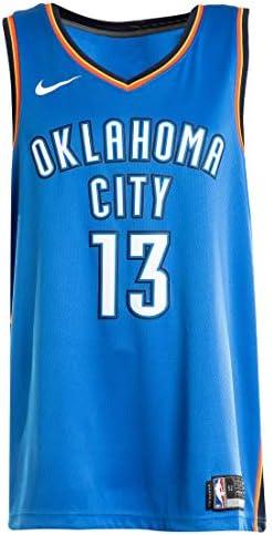 : Nike Paul George Oklahoma City Thunder NBA Icon