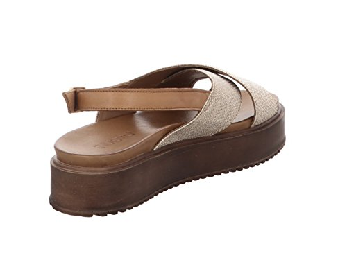 Zapatos dorados formales Inuovo para mujer f5WMNdw2c