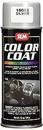 SEM 15083 Silver Color Coat - 12 oz.