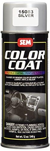 SEM 15083 Silver Color Coat - 12 oz. ()