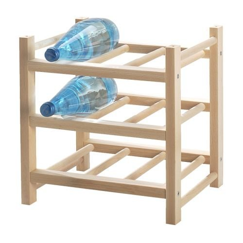 Ikea Hutten 9 Wine/bottle Rack