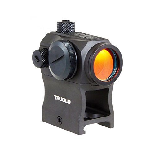 TRUGLO Tru-Tec Tactical 20mm Red-Dot Sight