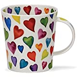 Dunoon caroline bessey warm hearts forme lomond dunoon tasses by Dunoon