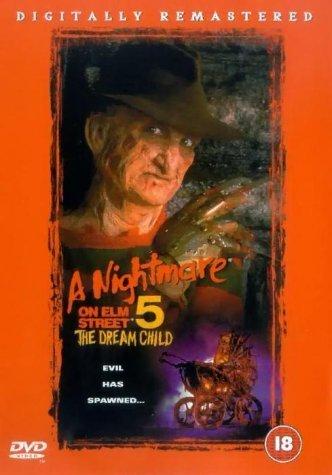Nightmare On Elm Street - Part 5 [DVD]