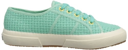 wide range of online very cheap for sale Superga Unisex-Adult 2750 Crochet Low-Top Trainers Pastel Green 3qHFGh