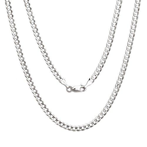 Gold Cuban Chain Necklace Women