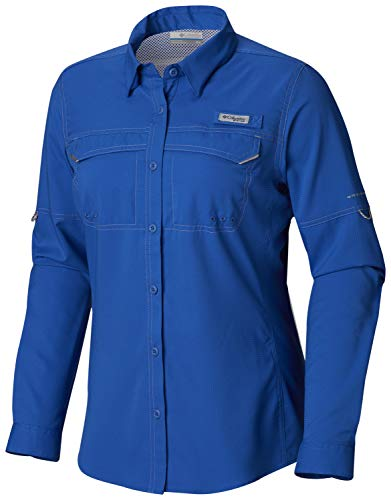 Columbia Women's Lo Drag Long Sleeve Shirt – DiZiSports Store