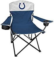 Rawlings NFL XL Lineman Tailgate and Camping Folding Chair, Indianapolis Colts