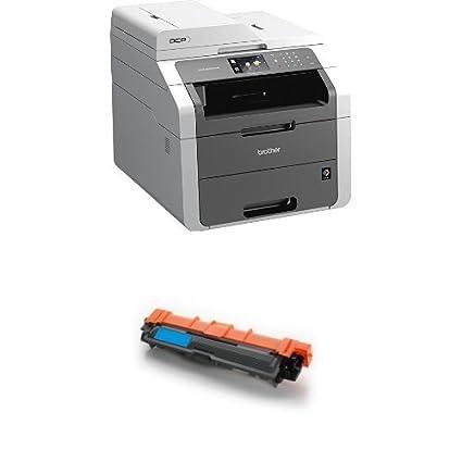 Brother DCP-9020CDW - Impresora multifunción láser color (LED ...