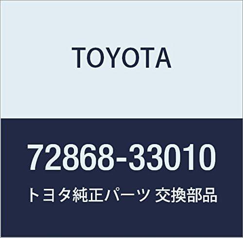 TOYOTA 72868-33010 Center Armrest Hinge Cover