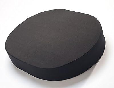 Kölbs Cushions Premium Foam Ring Cushion, Black