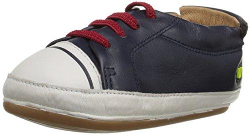 umi Lex Crib Shoe (Infant/Toddler), Navy, 16 EU(1 M US Infant)