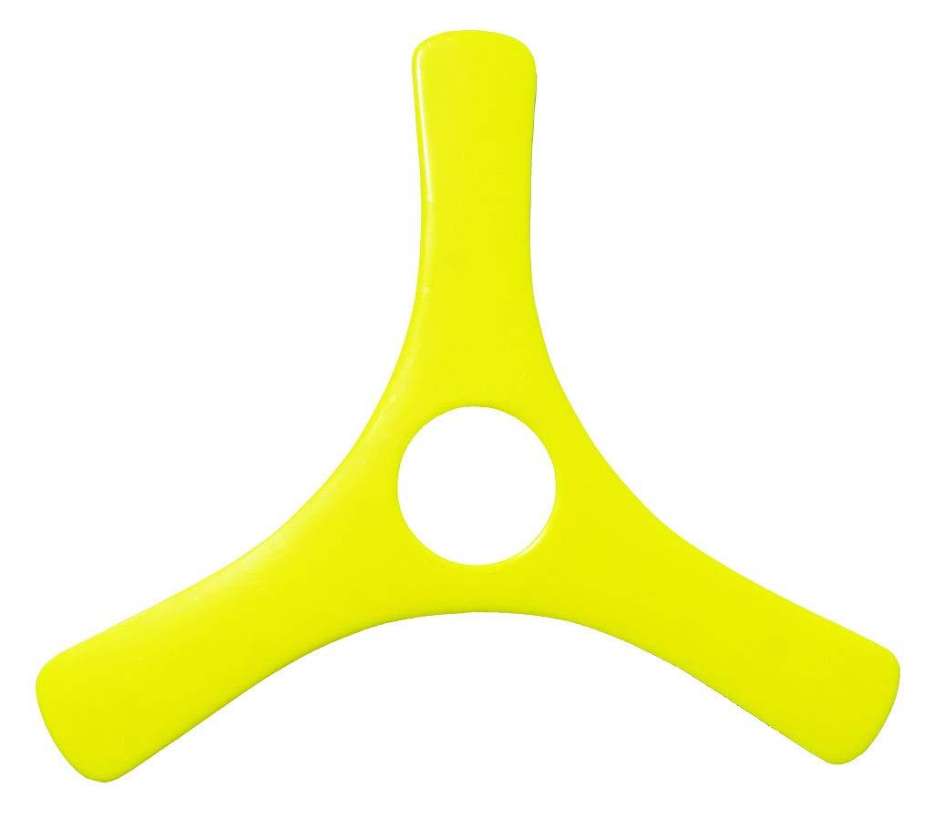 Yellow Spinner Boomerangs