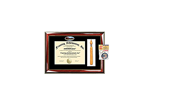University of Massachusetts Dartmouth diploma frame campus photo certificate Personalized Bachelor Master Doctorate  mba Engrave Holder Case
