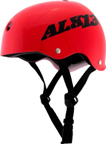 ALK13 ALK13 Classic Black M - Casco de Wakeboarding: Amazon ...
