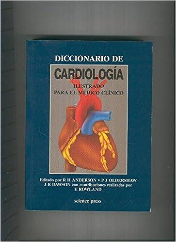 Diccionario de Cardiologia: Varios: Amazon.com: Books