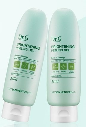 2 Packs of Dr.G Gowoonsesang Brightening Peeling Gel (120ml x2) by Dr.G Gowoonsesang