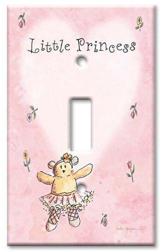 Art Plates - Little Princess Switch Plate - Single Toggle