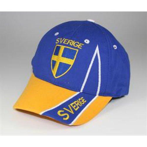 Baseballcap : Schweden