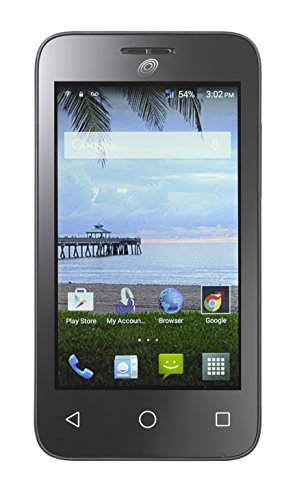 Tracfone Alcatel Pixi PULSAR Android Prepaid Smartphone - - Certified Preowned