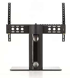 Amazon Com Avf B602bb A Universal Table Top Tv Stand Tv