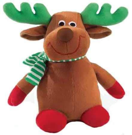 Zanies Holiday Friends Dog Toys, 7.5