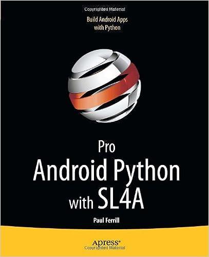Pro Android Python с SL4A