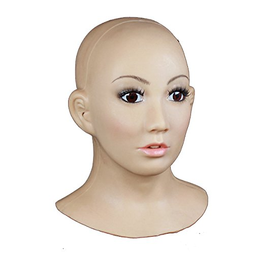 MOPPET SF-1 party cross dress masquerade fancy dress costume nightclub full head mask