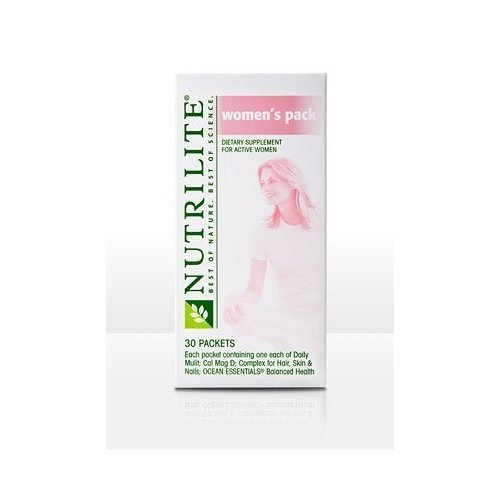 Nutrilite Womens Supplement Packs Packets product image