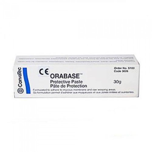 Orabase Protective Paste 30G - Pack Of 2