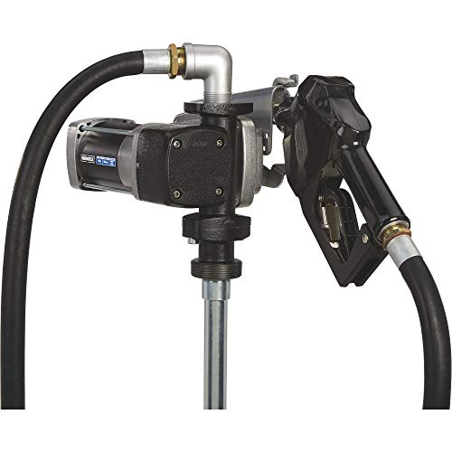 Roughneck Heavy-Duty Fuel Transfer Pump - 15