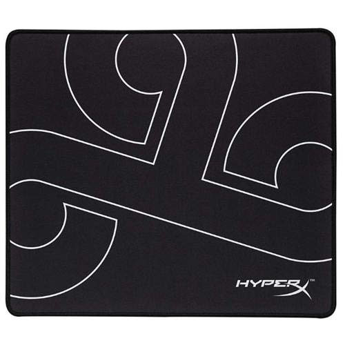 HyperX HX-MPFS-S-L-C9 Fury S Speed - Cloud9 Limited Edition Pro Gaming Mouse Pad, Large (Best Gaming Mouse For Csgo)