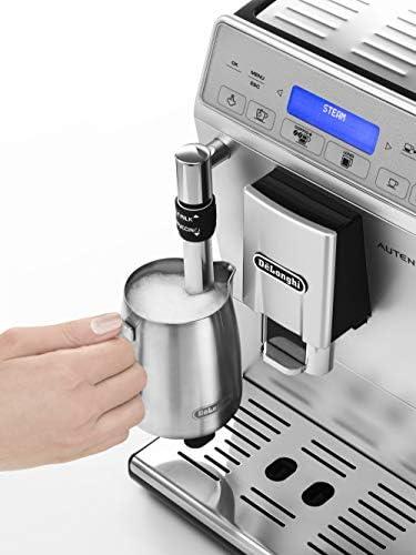 DeLonghi Autentica Plus ETAM29.620.SB - Cafetera Superautomática ...