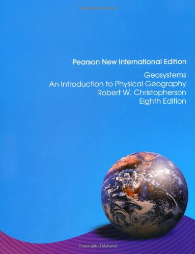 Cover for Geosystems: An Introduction to Physical Geography