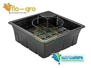 Nutriculture flo-gro 520Sistema hidropónico completo