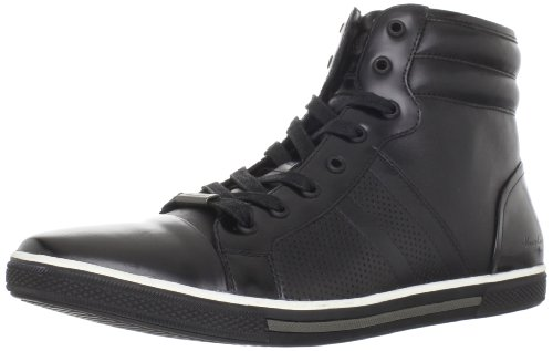 Kenneth Cole New York Men's Base Down Low Sneaker, Black, 9.5 M US